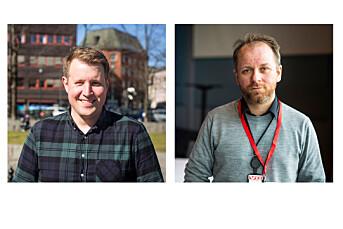 Even Skårberg Aarnes forlater NRK for politikken