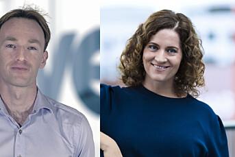 Endre Lübeck og Silje Førsund blir fast ansatt i Dagbladet Pluss