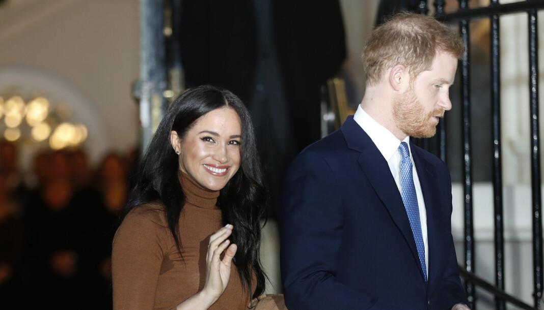 Thomas Markle, som er faren til hertuginne Meghan (bildet), kan bli innkalt som vitne i søksmålet mot avisa Mail on Sunday, ifølge rettsdokumenter.