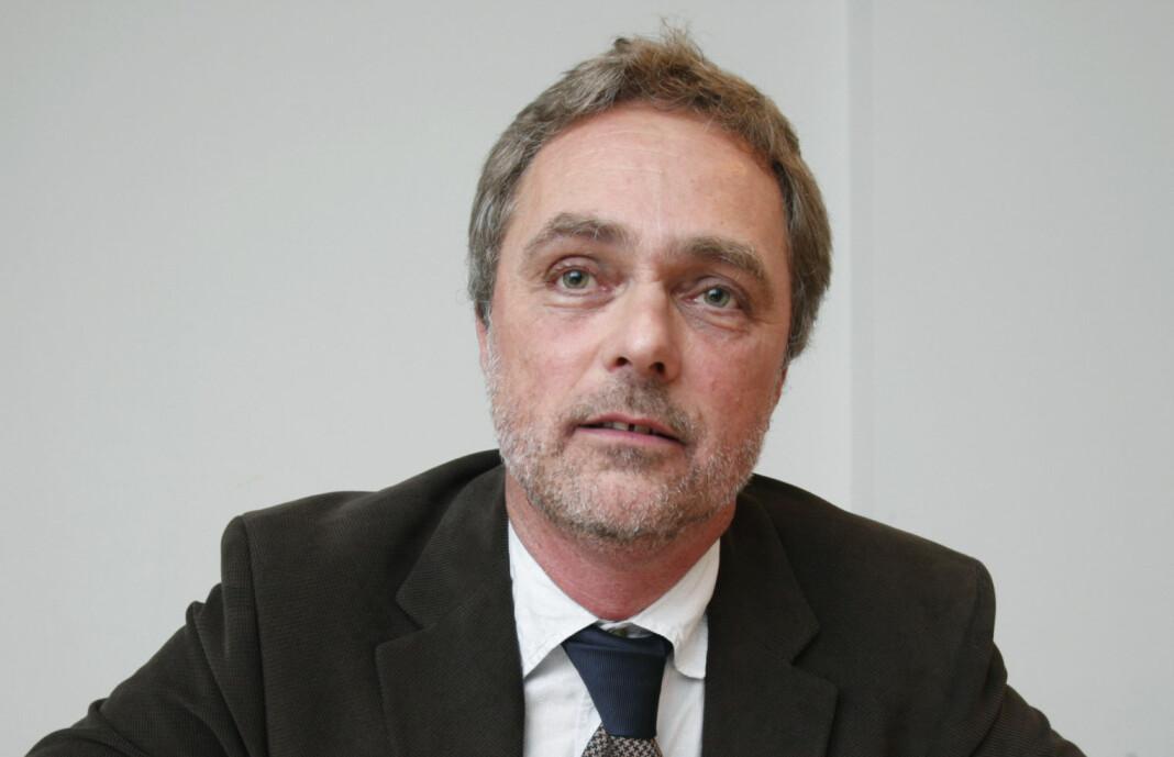 Carsten Bleness forlater nå posten som sjefredaktør i Hamar Arbeiderblad.