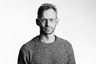 Klimaredaktør Magnus Bredsdorff i Politiken.