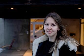 Vilde Jagland fast ansatt som journalist i Hallingdølen