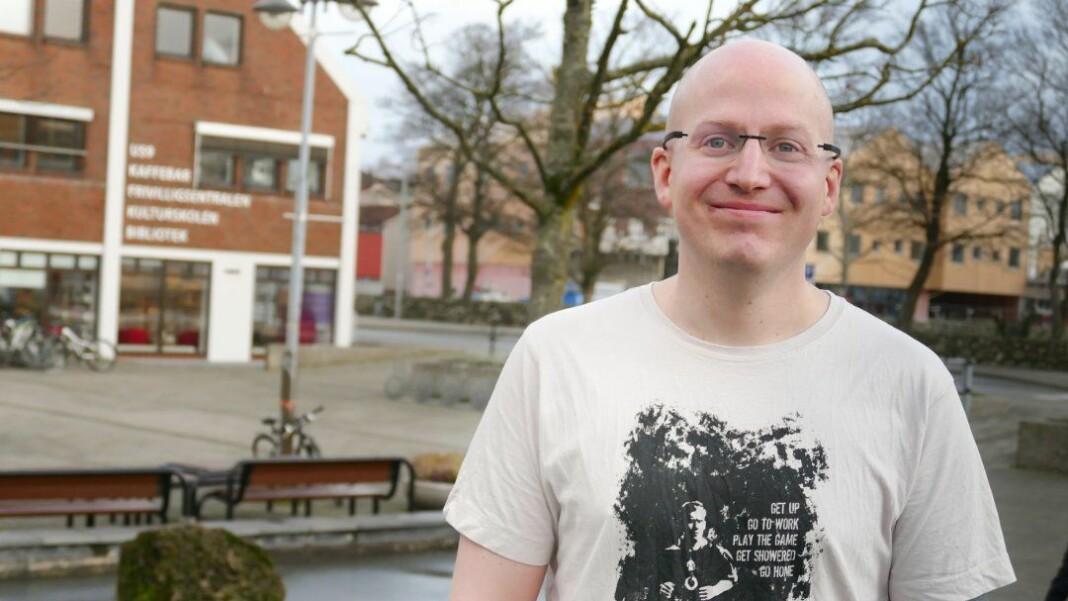 Tore Kommedal Asheim ansatt i Bygdebladet.
