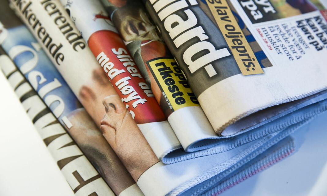 Posten og Aktiv Norgesdistribusjon vant anbud om avisdistribuering