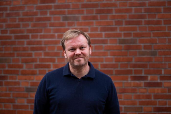 Medieforsker Andreas Ytterstad ved Oslo Met.