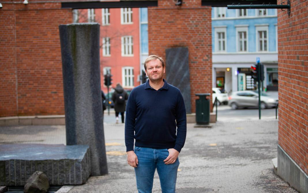 Medieforsker Andreas Ytterstad tror økt dekning av klima kan føre til at mange stiller klima-krav til mediehusene.