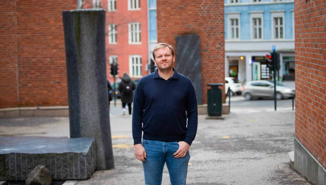 Førsteamanuensis Andreas Ytterstad ved Oslo Met arrangerer konferanse om klimajournalistikk digitalt i oktober.