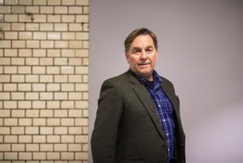 Trond Idås, rådgiver i Norsk Journalistlag.
