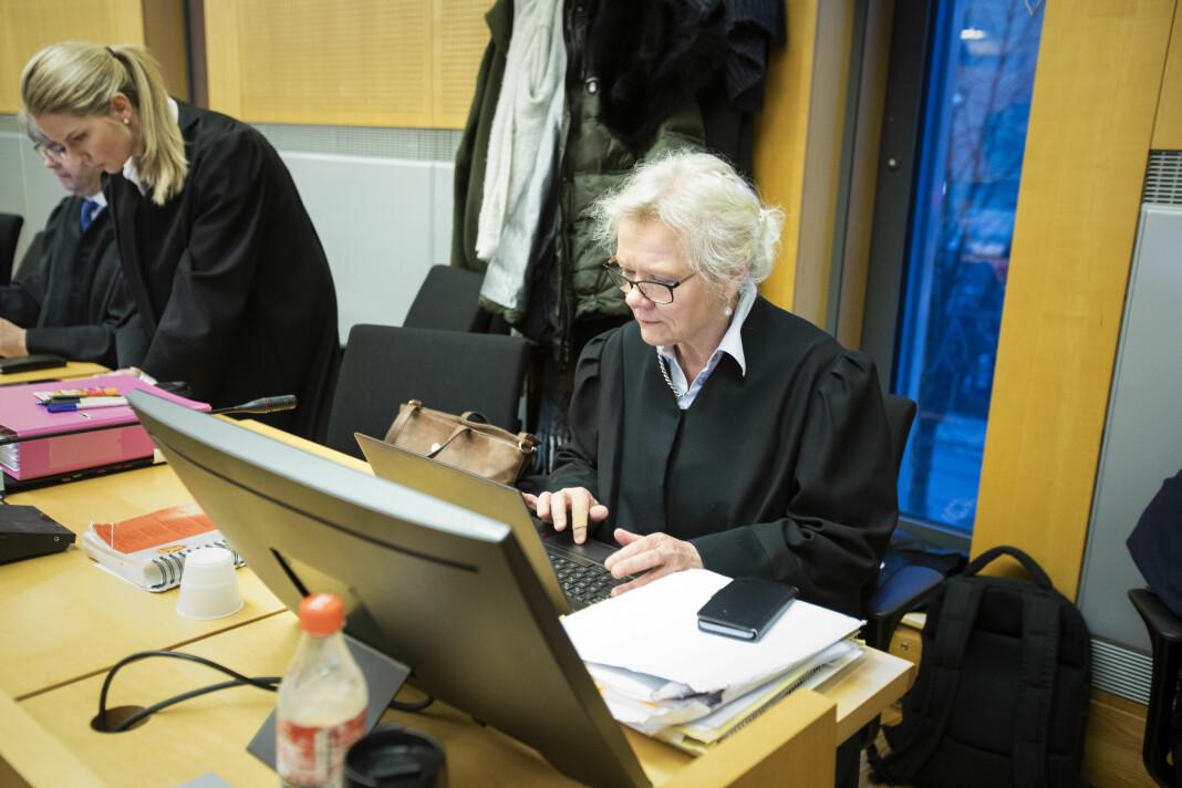 Anne Kristine Bohinen er bistandsadvokat for flere av de fornærmede i straffesaken mot kulturprofilen.