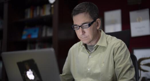 Journalisten bak Snowden-avsløringene siktet i Brasil