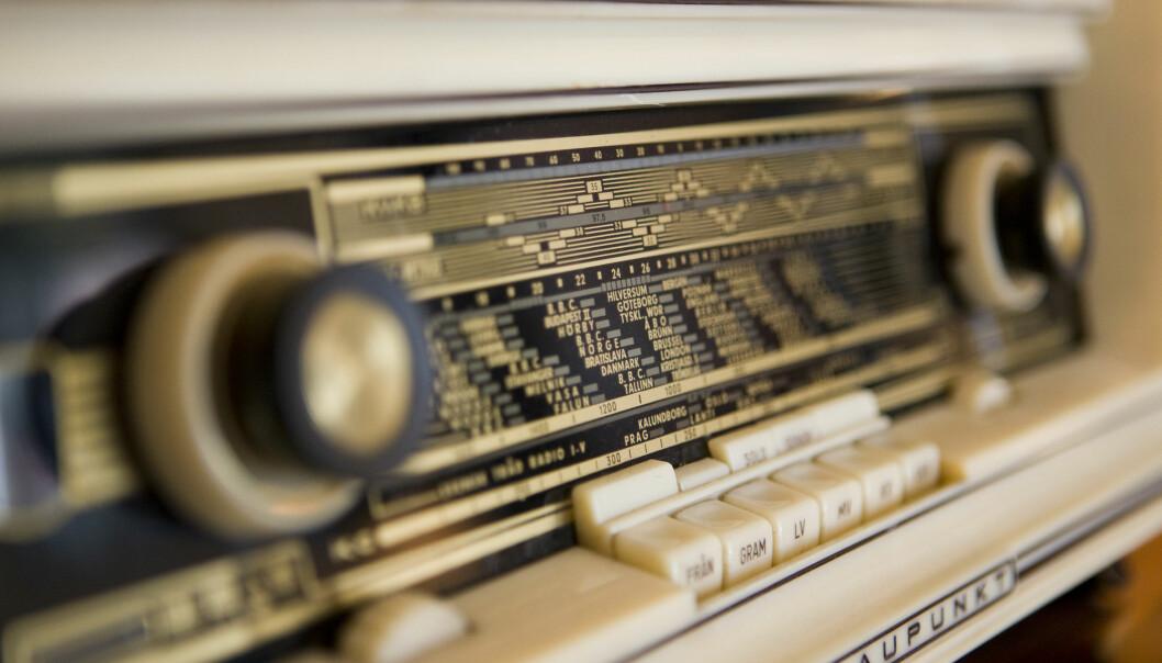 Det har vært 10 prosent nedgang i radiolyttingen siden i fjor.