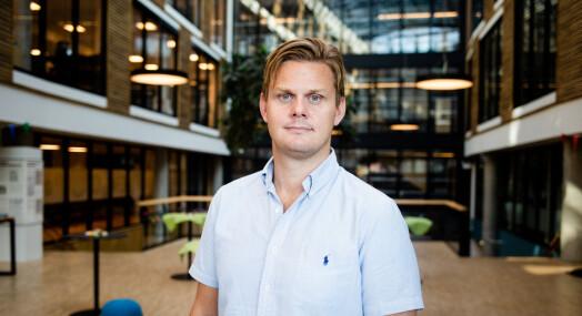 Gravejournalist Jonas Alsaker Vikan går fra Adressa til E24