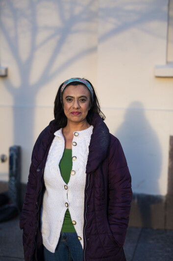 – Som frilanser må man være tålmodig, sier Maru Sanchez Lopez.