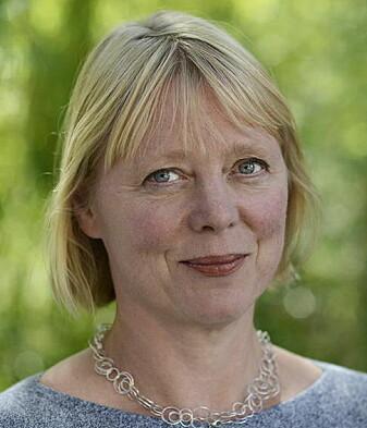 Juryleder Anne Hege Simonsen.