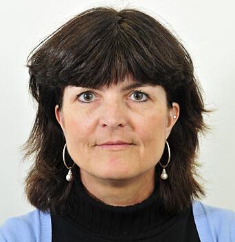 Professor Tora Skodvin.
