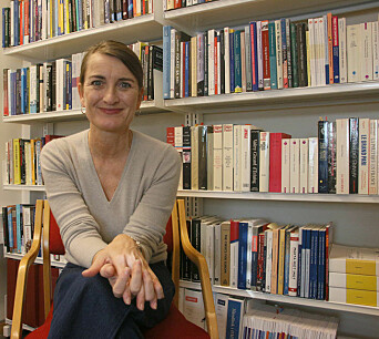 Professor Lise Rye.