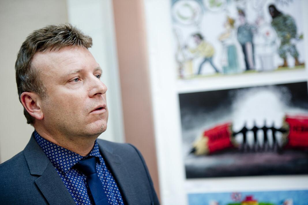 Dagen-redaktør Vebjørn Selbekk tror norske medier er forsiktige i dekningen av muslimske menigheter.