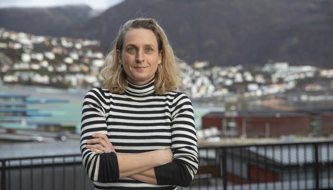 NRK skal forklare, engasjere og ansvarliggjøre med sin klimajournalistikk. Astrid Rommetveit har ledet arbeidet med klimastrategien.