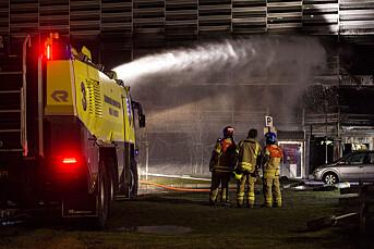 Faktisk.no: Feil i NTB-melding om hvordan brannen startet
