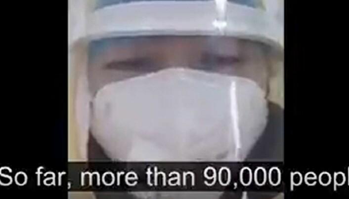 Nettavisen publiserte video som «kan være laget for å skremme»