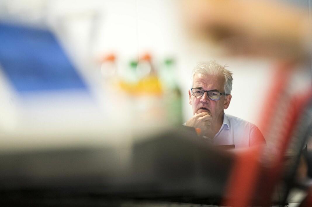 Pressens Faglige Utvalg (PFU) ledes av VG-journalist Alf Bjarne Johnsen.