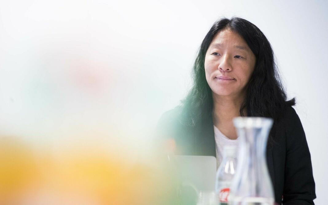 PFU-leder Anne Weider Aasen svarer på kritikk fra Josimars Håvard Melnæs.