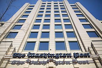 Washington Post vil nekte uvaksinerte medarbeidere å komme tilbake på jobb