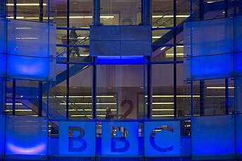 BBC kutter 450 journaliststillinger