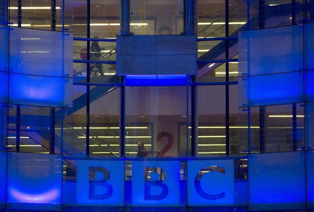 Britisk BBC gjør stor kutt i sin nyhetsredaksjon.
