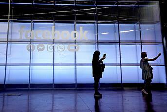 Facebook får stadig flere aktive brukere, likevel sank aksjekursen kraftig