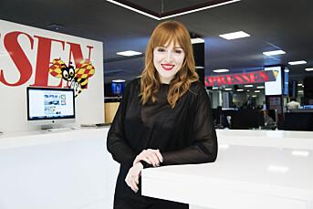 Cissi Wallin blir spaltist i Expressen, lover å provosere
