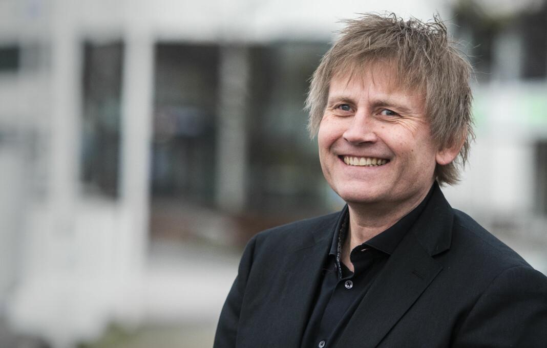 Lørdag 1. februar får Fridtjof Borø Nygaard ny stilling og nye oppgaver i Polaris Media Sør.