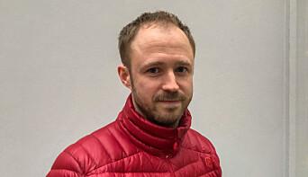 Klubbleder Jørgen Braastad i VG.