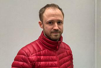Jørgen Braastad, leder NJ-klubben i VG.