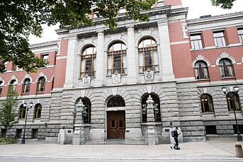 Høyesterett avviste anken - referatforbudet består