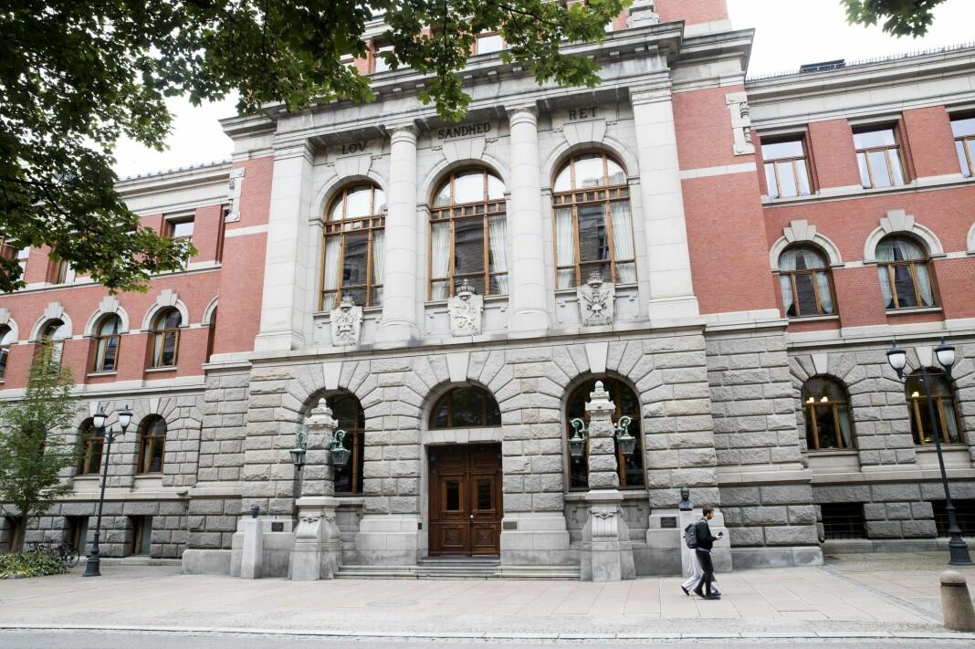 «Ankeutvalget finner det enstemmig klart at anken ikke kan føre frem», heter det i kjennelsen fra Høyesterett.