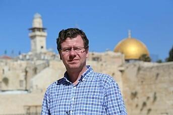 John Hultgren blir Aftenpostens nye Midtøsten-korrespondent