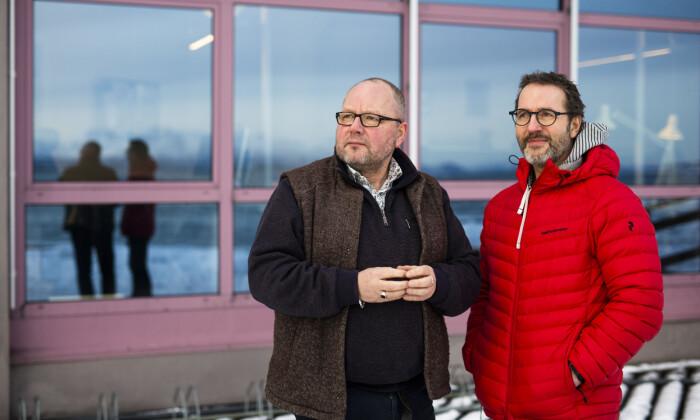 – Tilstedeværelsen til NRK er veldig viktig. Det er jo vi som er igjen av de nasjonale mediene