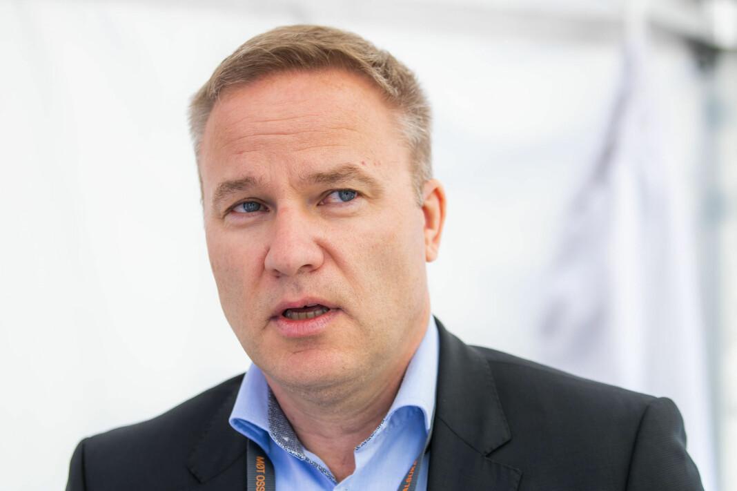 Resett-redaktør Helge Lurås er tilfreds med at forskere har konkludert med at nettstedet ikke brøt pressens etiske regelverk i løpet av de to ukene de undersøkte både artikler og leserkommentarer i 2018 og 2019.