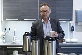 John Arne Markussen overtar som styreleder i Dagbladets stiftelse