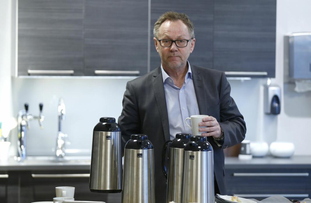 Etter mange år i styret, rykker John Arne Markussen opp og blir leder av Dagbladets stiftelse.