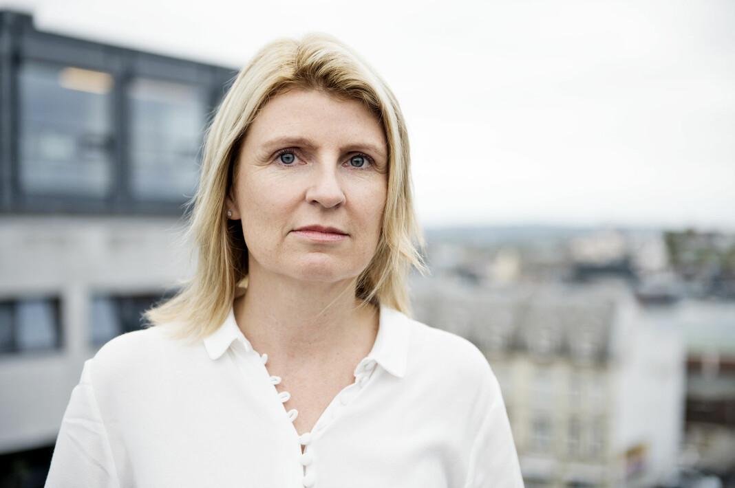 Medietilsynet fant to mindre feil ved en kontroll av merking av produktplassering hos tv-kanaler, opplyser Hanne Sekkelsten, direktør for juridisk og regulatorisk avdeling i Medietilsynet.
