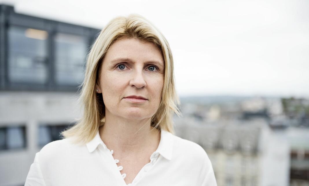 Hanne Nistad Sekkelsten er direktør for juridisk og regulatorisk avdeling i Medietilsynet.