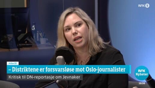 DNs redaktørfor historiefortelling og livsstil: Live Fedog Thorsen.