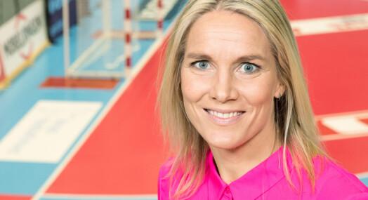 Gro Hammerseng-Edin blir TV 2s sportskommentator