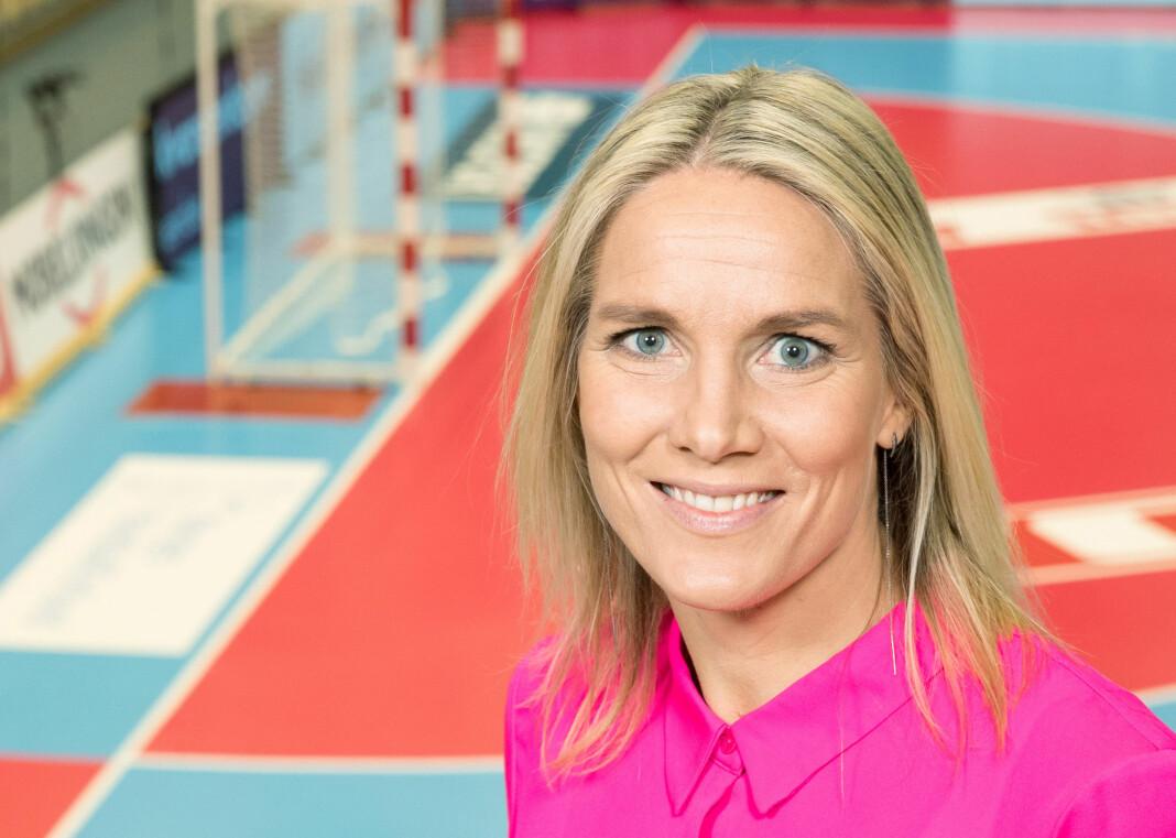 Gro Hammerseng-Edin er ansatt som sportskommentator i TV 2.