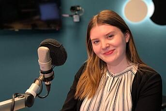 Elise Kvien blir NRK Vestlands nye morgenstemme