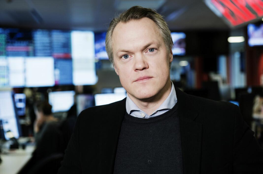 Expressen har i dag fått ny sjefredaktør. Redaksjonssjef Klas Granström rykker opp.