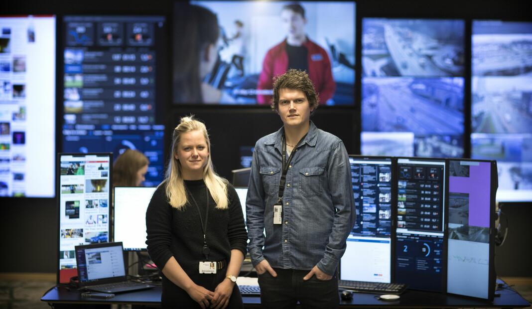 Eirin Margrethe Fidje og Elling Svela får mer ansvar i Fædrelandsvennen.