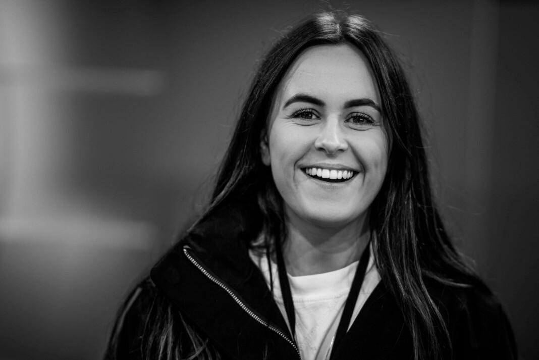 Solveig Nyhus Eidheim fikk én av to jobber i NRK Møre og Romsdal, blant 31 søkere.